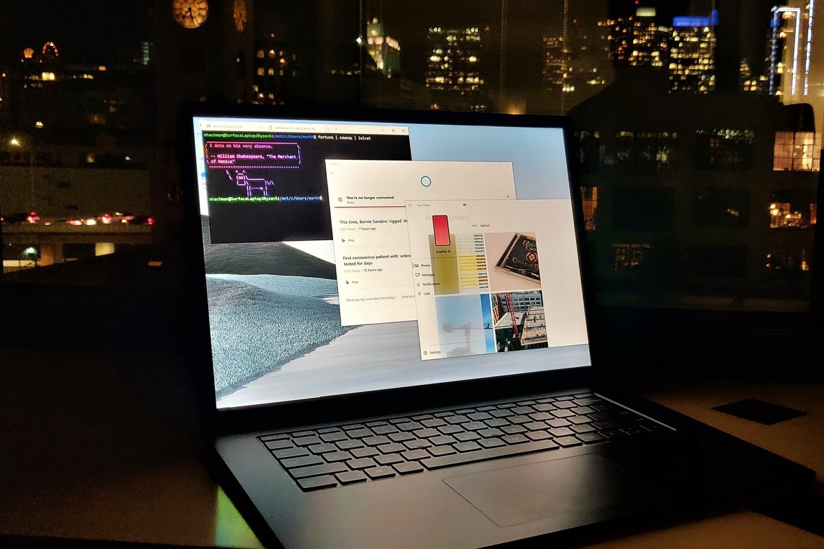 Microsoft releases the Windows 10 May 2020 Update