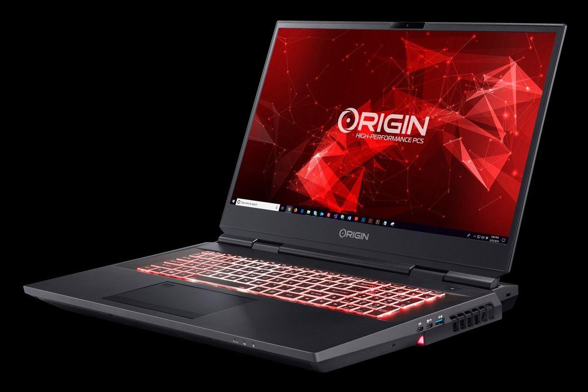 The Origin PC EON17-X crams Intel's 10-core desktop CPU into a laptop
