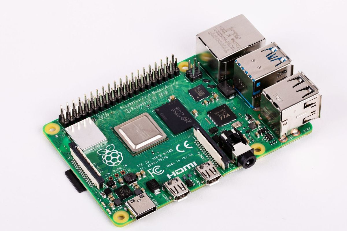 You can now buy a Raspberry Pi 4 with as much RAM as a Mac mini