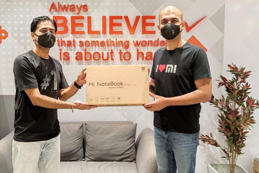 Mi Notebook Branding Confirmed, Horizon Edition Teased Ahead of Launch
