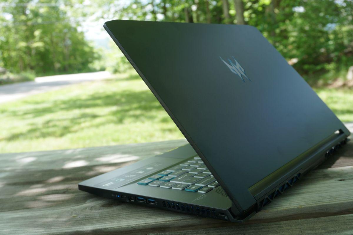 Acer Predator Triton 500 (2020) review: A truly portable powerhouse