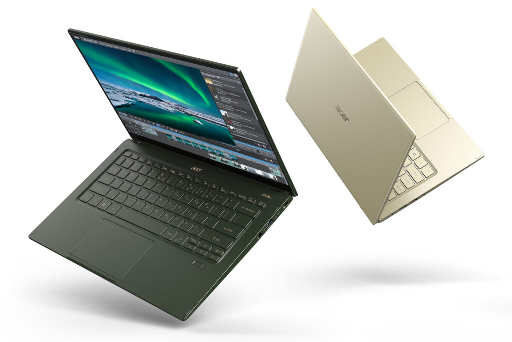 Acer's $999 Swift 5 could be the first Tiger Lake ultralight laptop