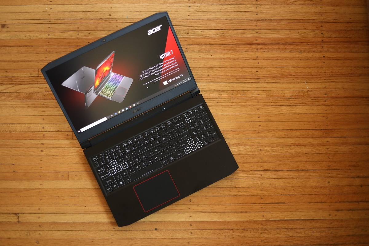 Hands-on with the Acer Nitro 7 with RTX graphics