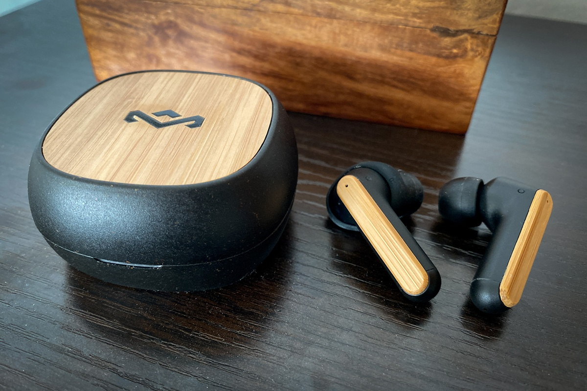 House of Marley Redemption ANC true wireless earbuds review