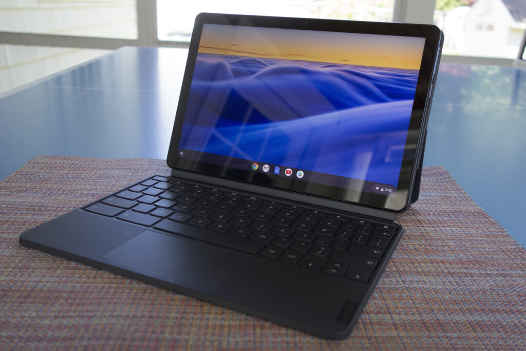 Lenovo Chromebook Duet review: Redefining the small and cheap tablet