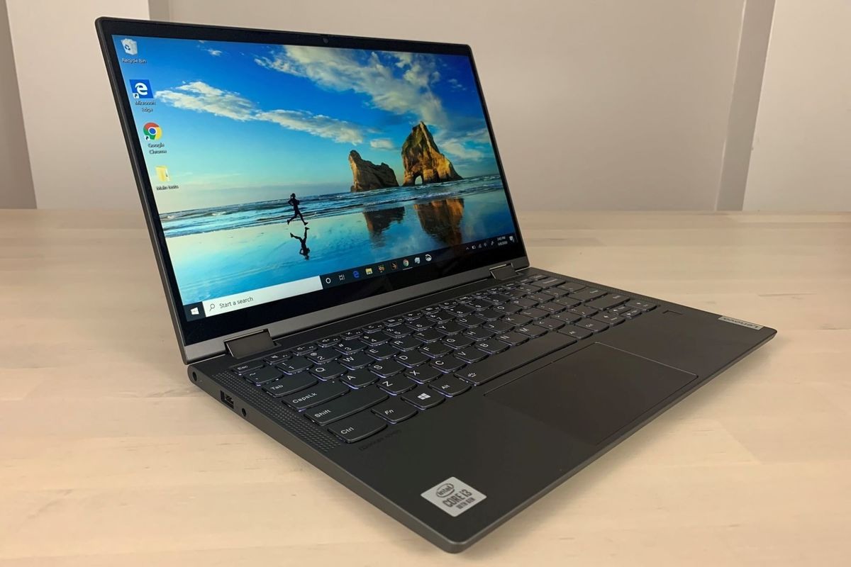 Lenovo Yoga C640 review: The battery life blows us away