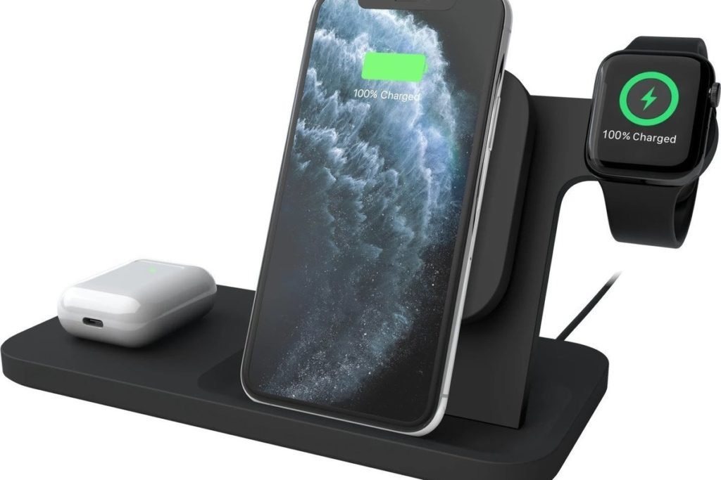 Logitech Powered 3-in-1 Dock review: Wireless charging for your Apple gear