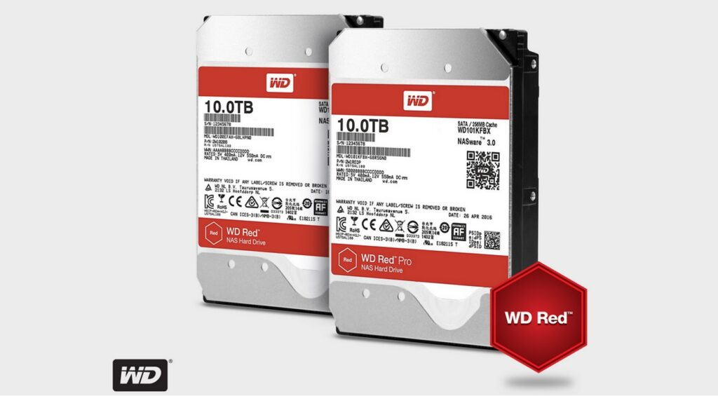 WD-HDD