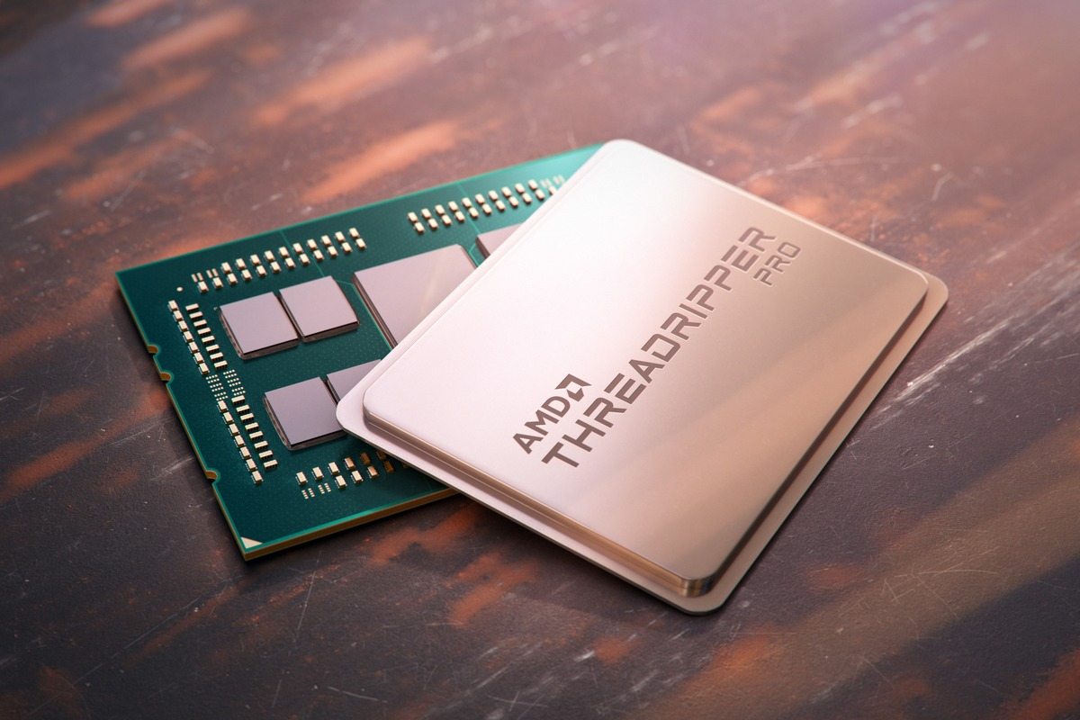 AMD Threadripper Pro has 64 cores, 128 PCIe lanes and 8-channel memory support