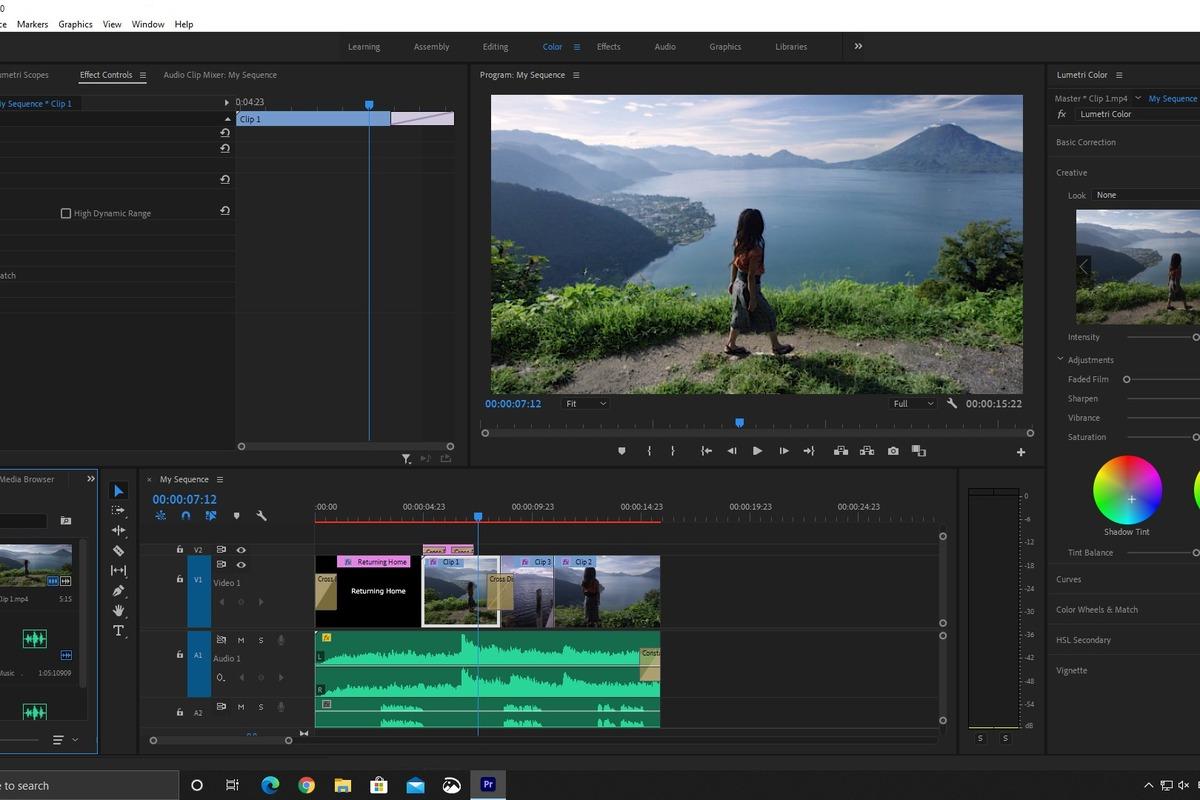 AMD demos how fast Ryzen 4000 laptops are in Adobe Premiere Pro