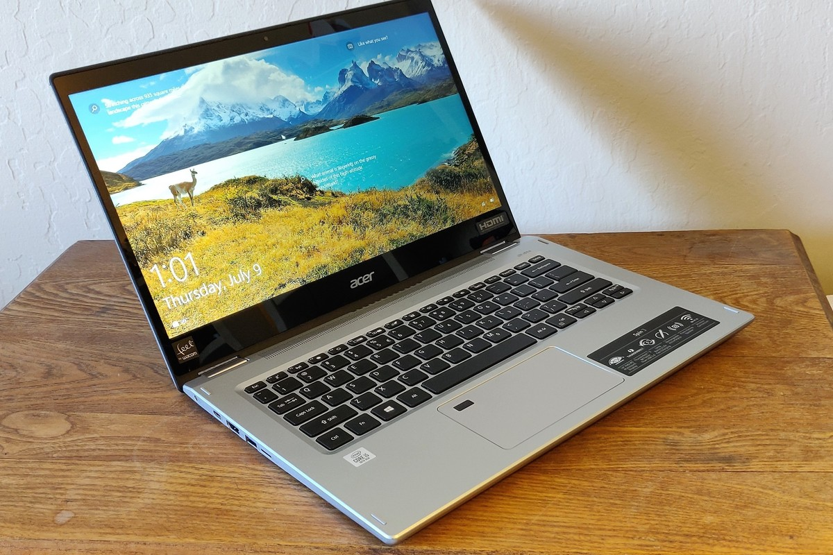 Acer Spin 3 review: A solid $650 budget laptop with nice bonuses