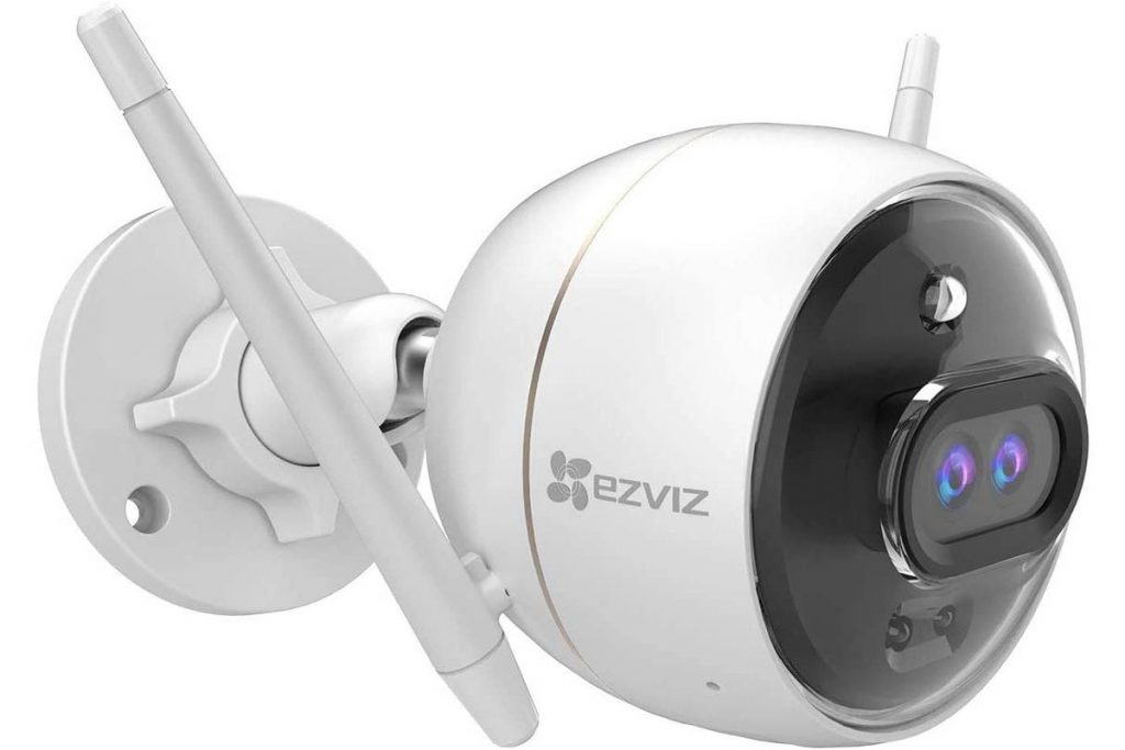 EZVIZ C3X outdoor camera review: Great camera, buggy cloud subscription