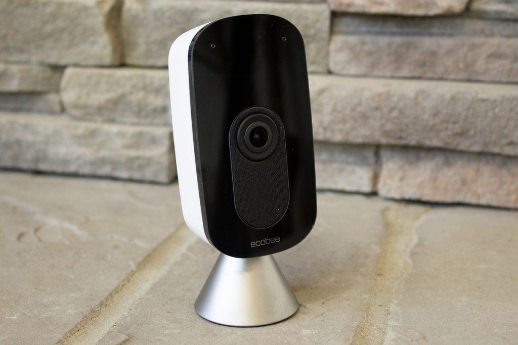 Ecobee SmartCamera review: If you can tolerate a subscription, this security cam has more features than most
