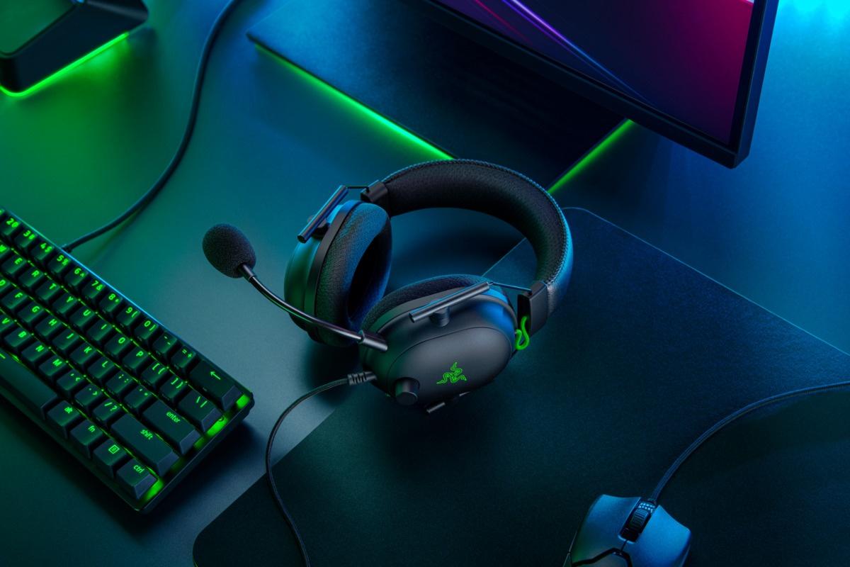 Hands on with the THX-powered Razer BlackShark V2 gaming headset