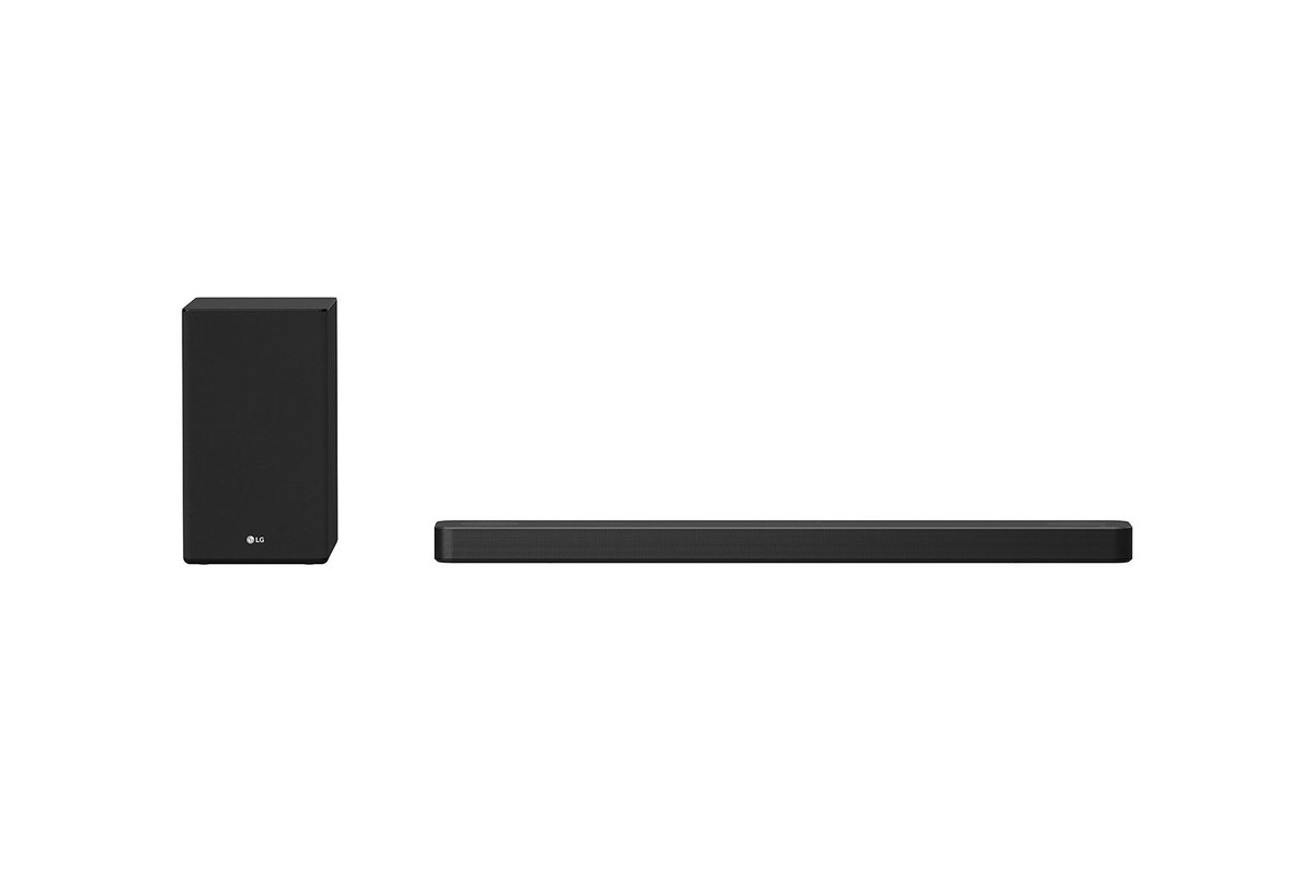 LG SN8YG review: A feature-packed soundbar that doesn't neglect the basics
