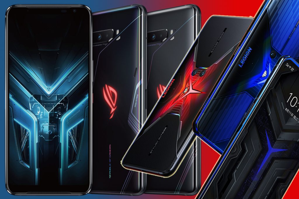 The Asus ROG 3 and Lenovo Legion Android gaming phones feel like the end of an era