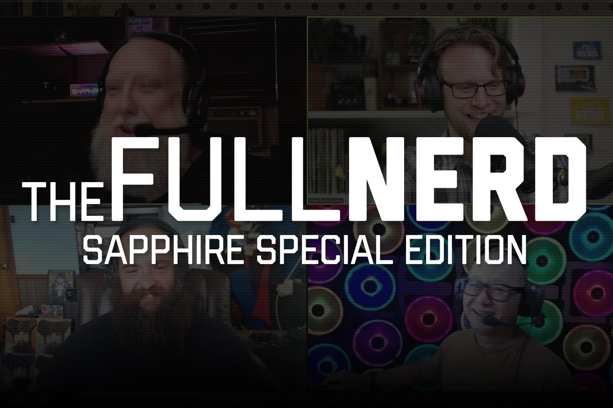 The Full Nerd special episode: Sapphire's Ed Crisler talks GPU development, PC gaming, and nostalgia