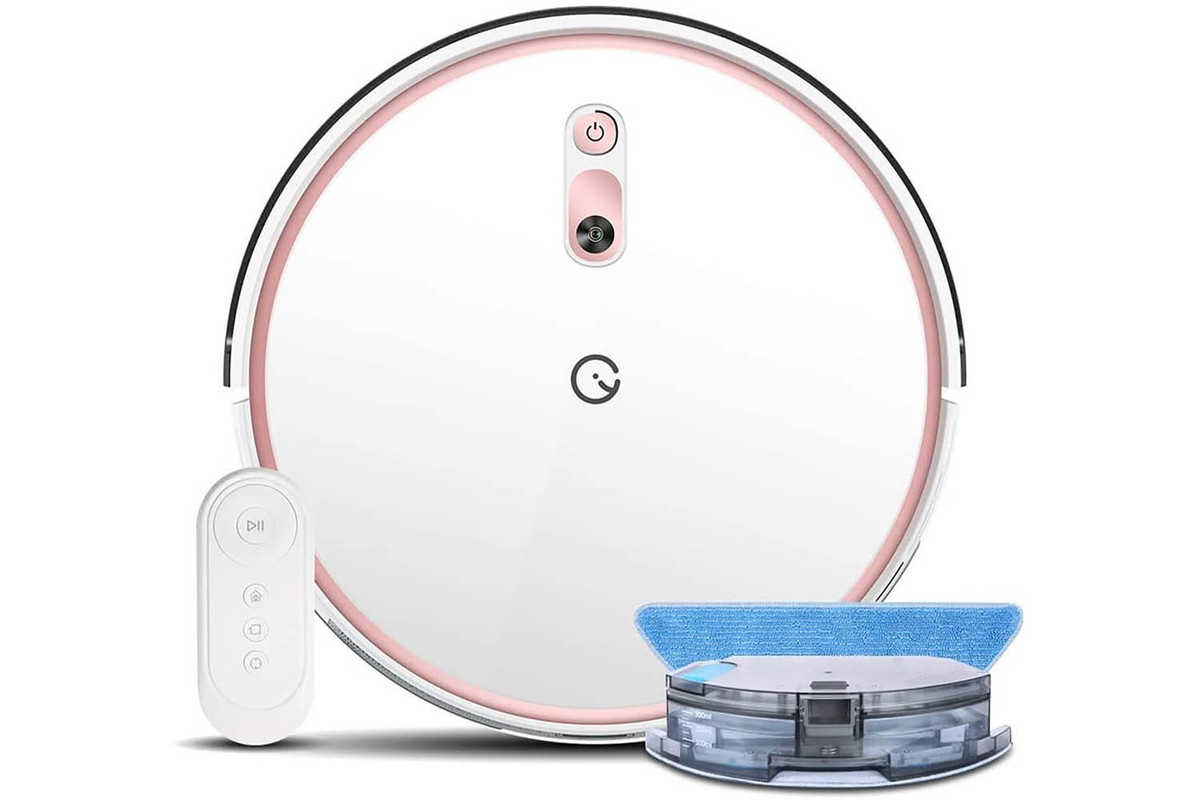 Yeedi K700 review: This robot vacuum/mop hybrid delivers smart navigation at a budget price