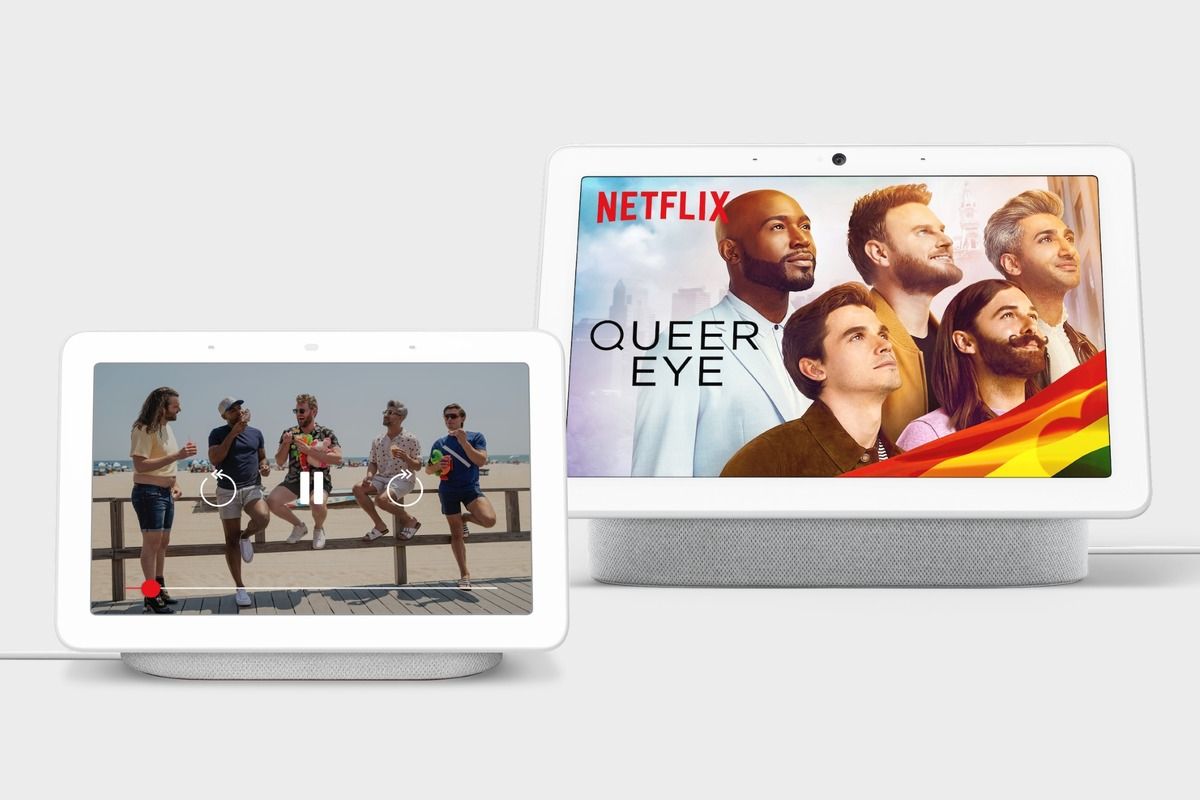 You can finally stream Netflix on a Google Nest Hub or Hub Max smart display