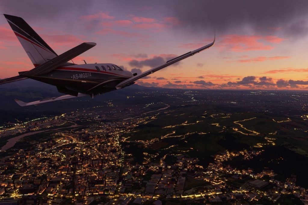 Find storage space for Microsoft Flight Simulator with the free WinDirStat tool