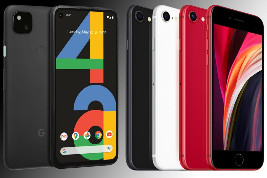 Pixel 4A, 4A 5G and Pixel 5: Google accurate introduced 3 ...  |Pixel 4a