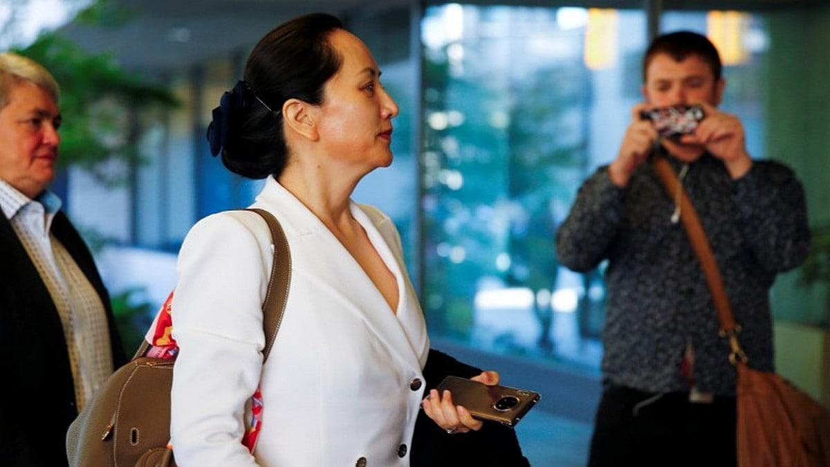 Huawei CFO Meng Wanzhou to Push for Release of Classified Documents in Canada Court