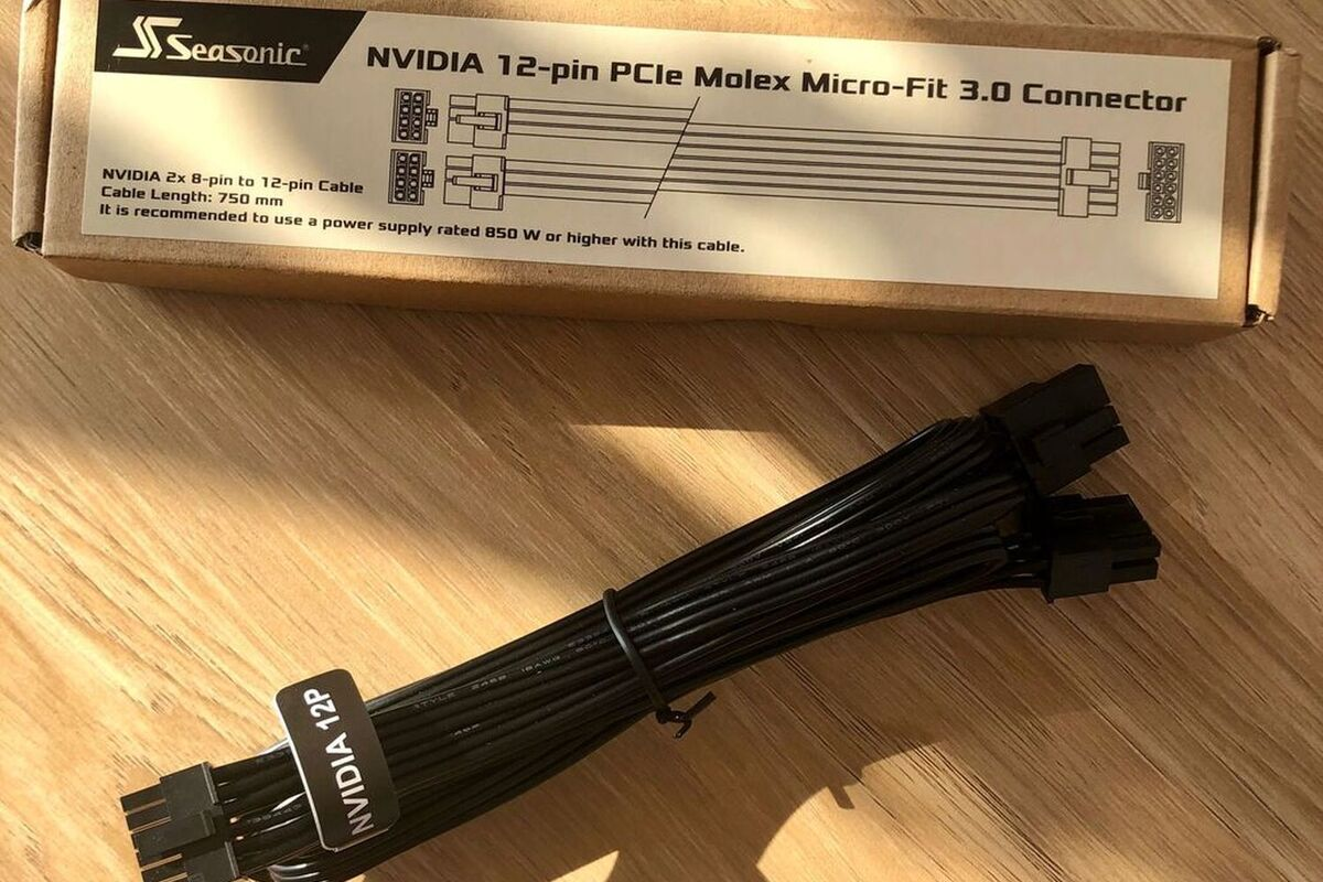 Nvidia's 12-pin power connector for next-gen GeForce cards makes a lot of sense when you see it