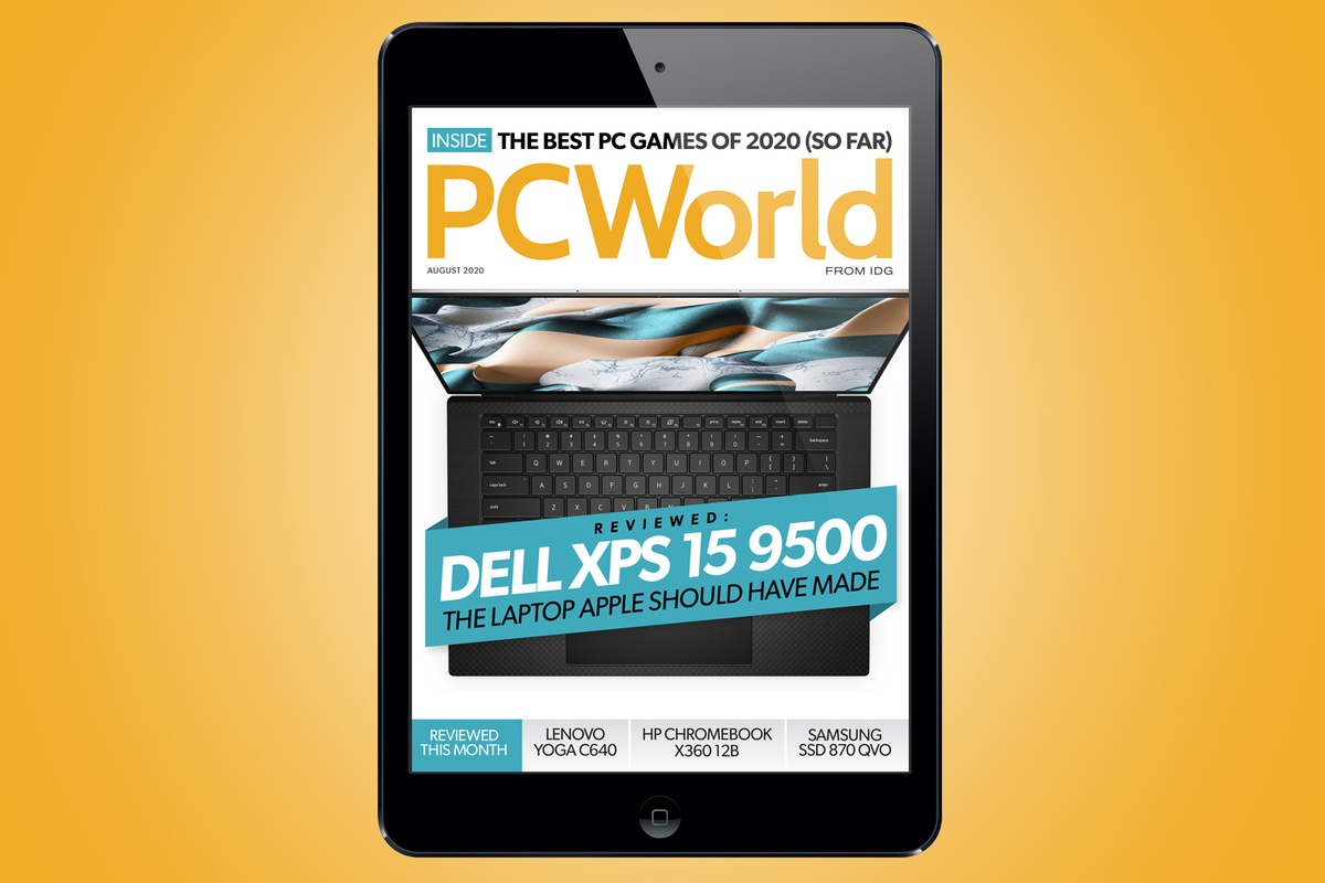 PCWorld's August Digital Magazine: Dell XPS 15 9500 reviewed