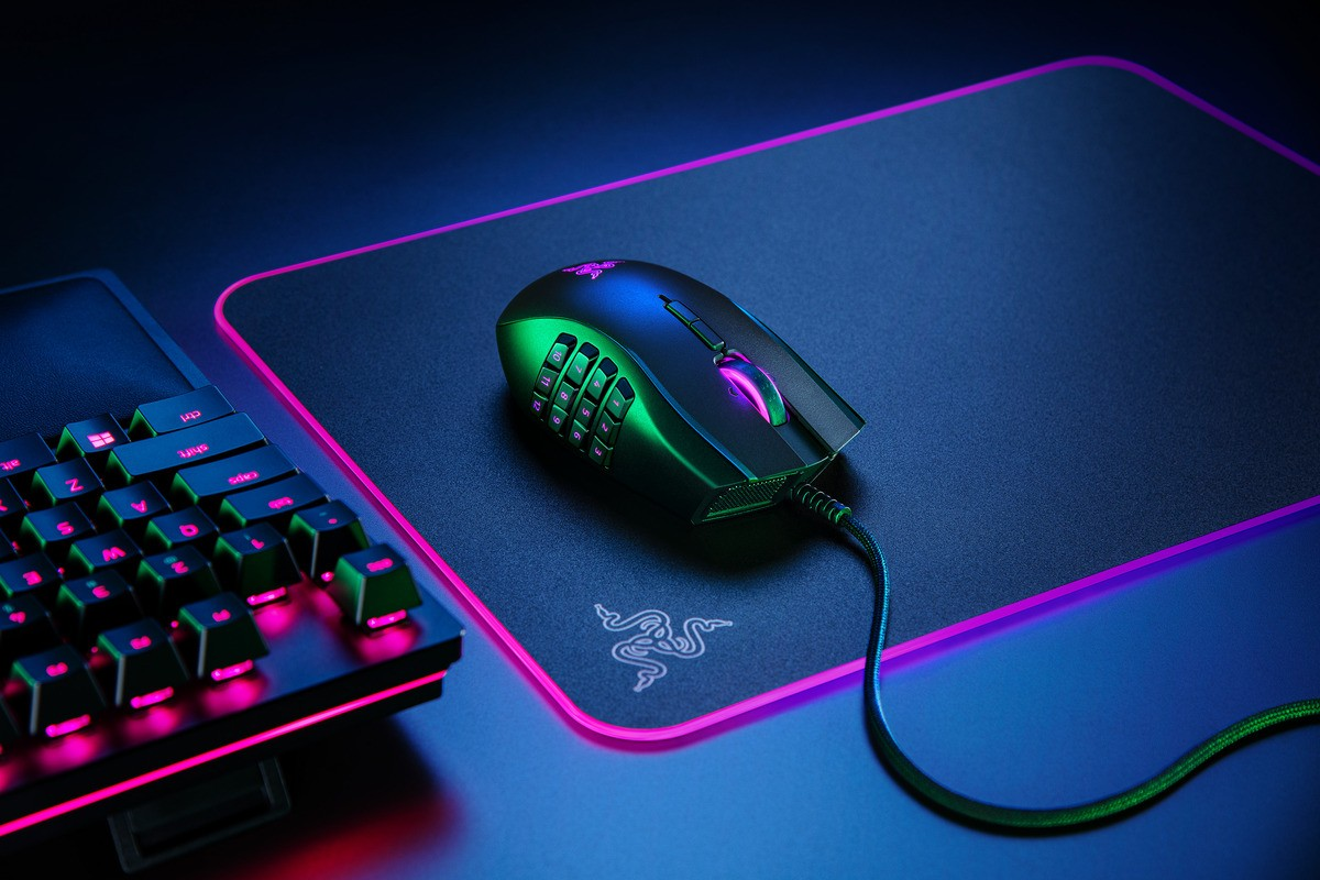 Razer launches left-handed Naga gaming mouse for Left-Handers Day