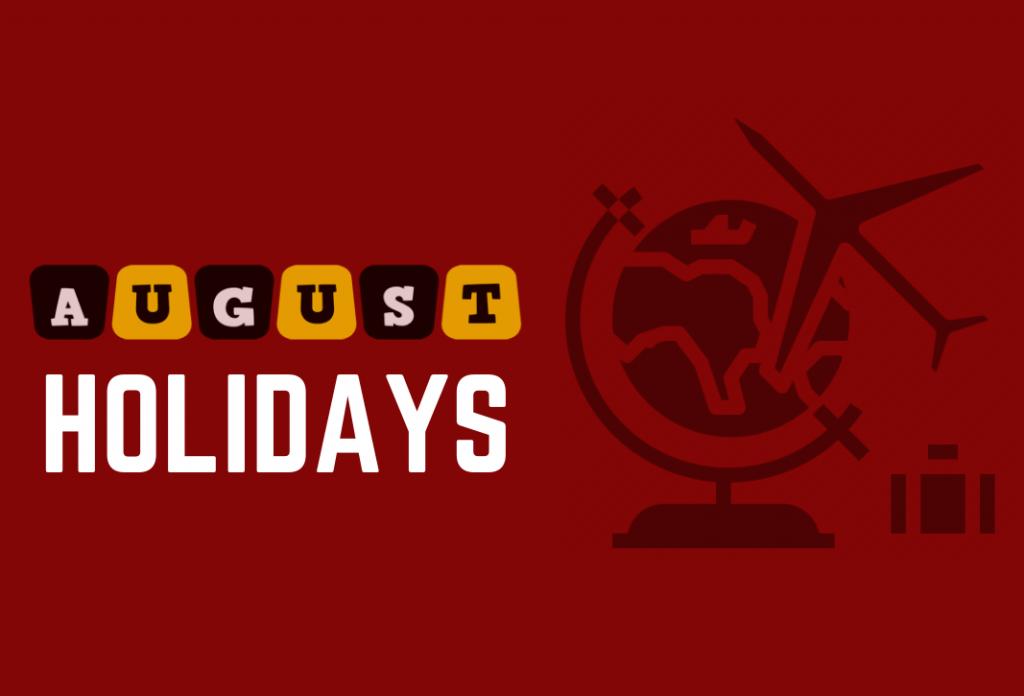 august-holidays-2020