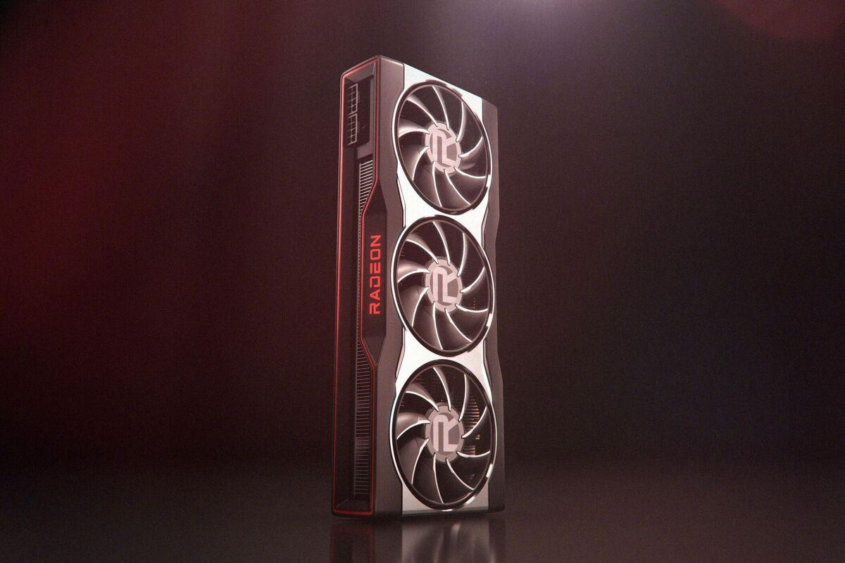 AMD reveals Radeon RX 6000 design with three fans