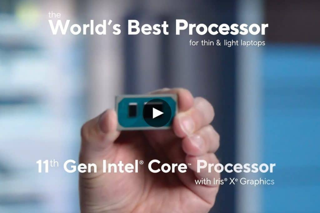 Intel launches 11th-gen Tiger Lake CPUs, with blazing-fast clock speeds
