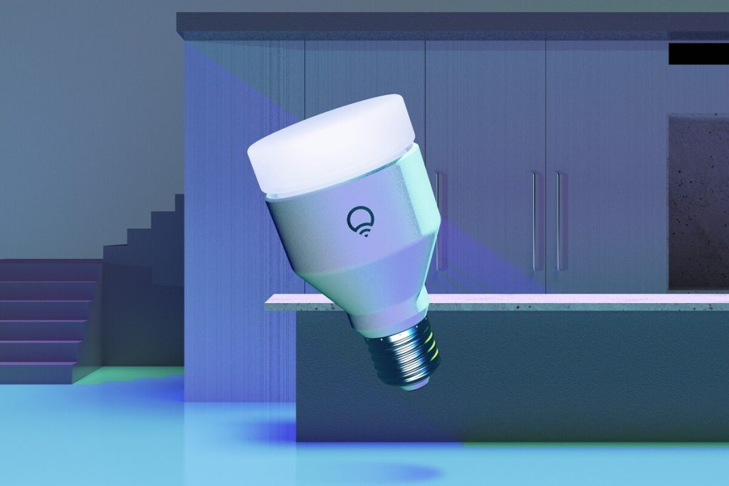 LIFX's latest smart bulb boasts germ-fighting LEDs