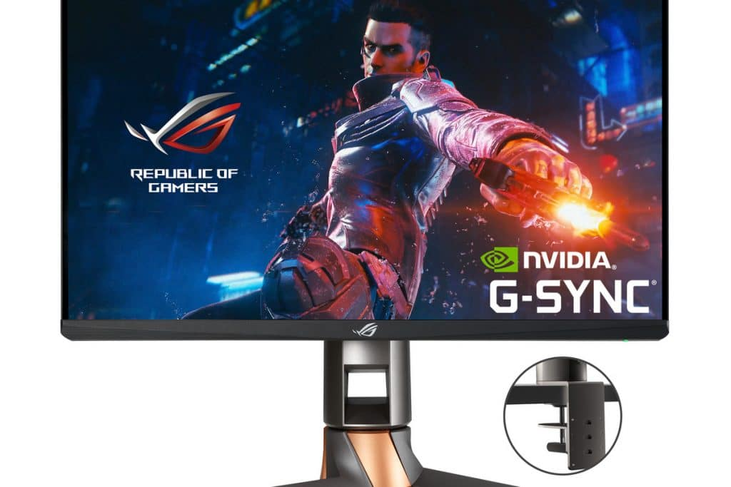 Nvidia debuts its Reflex Latency Analyzer in an Asus 360Hz G-Sync display