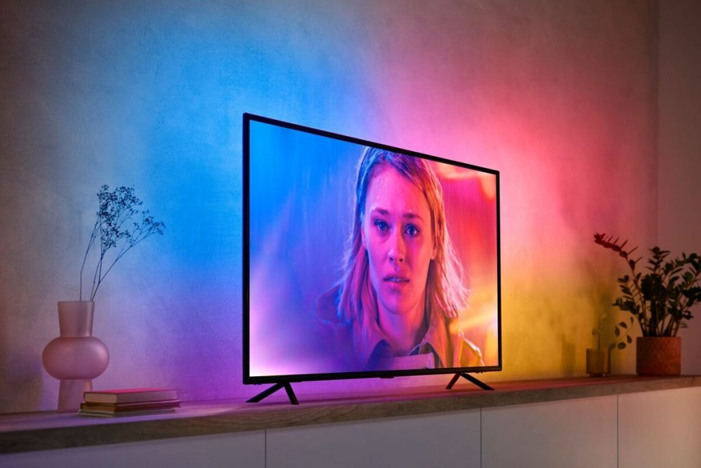 Philips Hue Play gradient lightstrip arrives in October