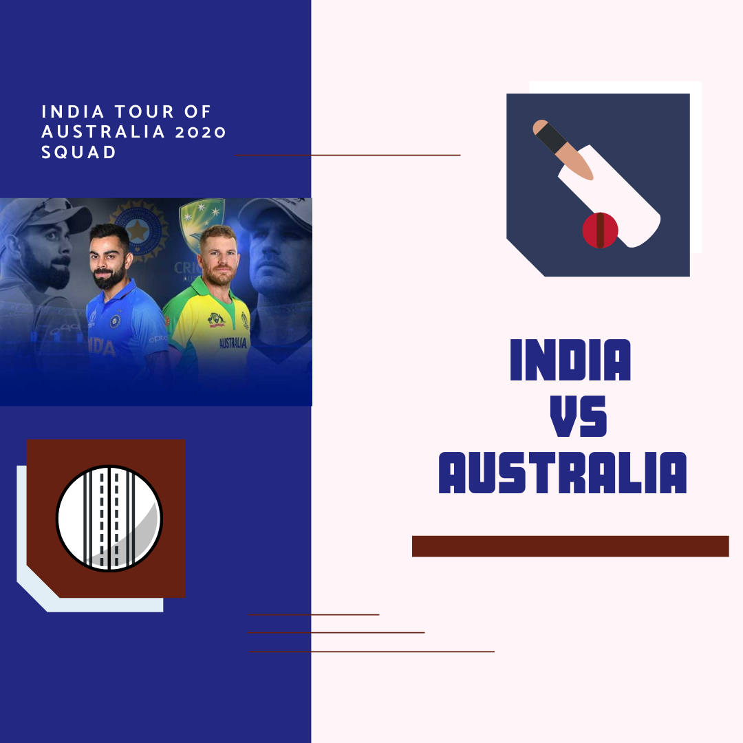 india-tour-of-australia-2020-squad
